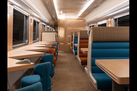 First Look Inside New Caledonian Sleeper Trains News